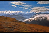 Alpine panorama from the Furka Pass area. No. 3118. (Izakigur) Tags: furka furkapass grimsel switzerland myswitzerland musictomyeyes suiza suisia suizo swiss dieschweiz d700 nikond700 nikkor ilpiccoloprincipe thelittleprince svizzera europe coldplay sunset twilighttime hiking lepetitprince izakigur valais uri bern glacier topf25 100faves 200faves 250faves 500faves 1000faves