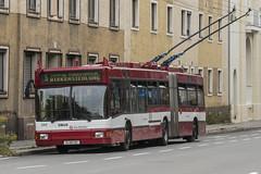 Obus Linie 5 - Salzburg (NIKON D7200) Tags: slb salzburgerlokalbahn salzburg lokalbahn sbahn obus