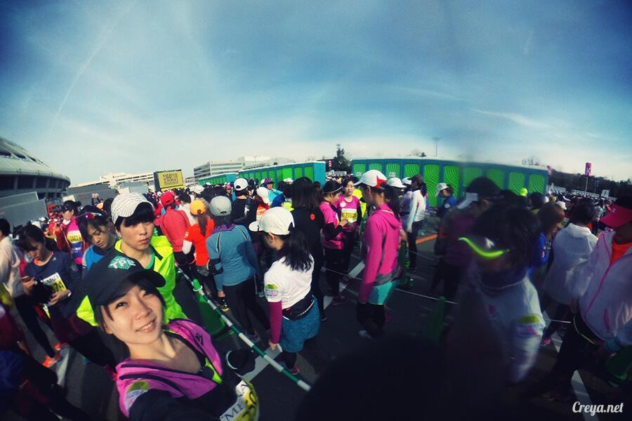 2016.09.18 ▐ 跑腿小妞▐ 42 公里的笑容,2016 名古屋女子馬拉松 10