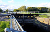 Northern England #0101 Widnes 140911 St Helens Canal Lock (Steveox55) Tags: canal lock merseyside widnes spikeisland