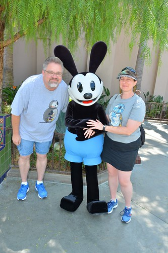 "Tracey, Scott and Oswald the Lucky Rabbit • <a style=""font-size:0.8em;"" href=""http://www.flickr.com/photos/28558260@N04/29231202615/"" target=""_blank"">View on Flickr</a>"