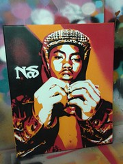 nas (codedtestament777) Tags: citysights5 graffiti art beautiful love life design surreal text bright sign painting writing nature crazy weird fabulous environment cartoon animation outdoor street photo border photoborder illustration collection portrait face expression character people nas rap hiphop rapper mc