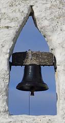 Coastal Bell (Treflyn) Tags: bell tower 14th century churchoftheholycross eglwysygrog mwnt ceredigion wales