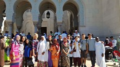 Sept 2016 - Libyan YES Students Dive In To DC (YES Programs) Tags: libya yes17 volunteerism culturalexchange interfaith