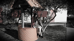 Vintage Mode (mijailtario86) Tags: mijailiv cataratas iguassufalls gisele pastore iguaz model brazilian girl chica brasil fozdoiguau chile valdivia sea lion len marino ave bird butterfly mariposa borboleta canon 70d fashion tv mode beautiful eyes black white vintage sunset water waterfalls tree ceibo ceibos rboles manab
