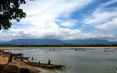 The Sonalichela (Sajeeb75) Tags: outdoor landscape river sky black blue water boat bangladesh