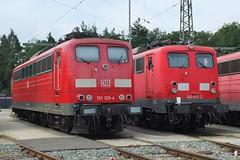 151129 + 140815 Nuremberg (NN2) Depot (anson52) Tags: 151 nn2