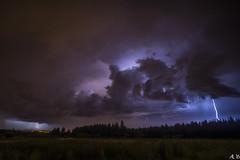 Mother nature (arnozpictures) Tags: storm lightning belgium august stoumont lige luik light cloud nuage mother nature landscape