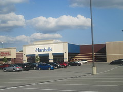 Marshalls (Random Retail) Tags: batavia ny 2015 store retail plaza former lowes recycle reuse remodel marshalls