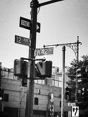 (True_Positivity) Tags: ofernandeznyc bw weareone community grow world life live thebigapple nyc newyorkcity 42st 42nd 12thav