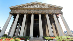L'Eglise de la Madeleine (Lawrence OP) Tags: lamadeleine paris columns temple church