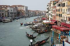Moving Venice (Txulalai) Tags: venice venecia venezia italia grancanal canalasso agua arquitectura paisaje landscape urbana gndola travel sonya6000 sony sonyilce6000 sonyalpha6000
