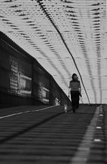 L'inconnue du pont... (NUMERIK33) Tags: explore pont eiffel bridge