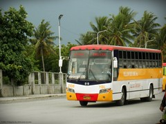 Yellow Bus Line 2108 (Monkey D. Luffy 2) Tags: bus mindanao photography hino philbes philippine philippines society enthusiasts