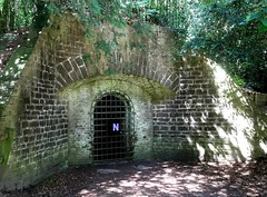 [44916] Rufford Abbey : Ice House (Budby) Tags: rufford nottinghamshire abbey icehouse georgian