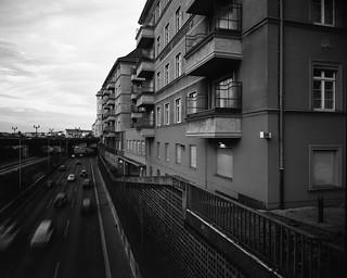 Berlin Stadtautobahn 8x10