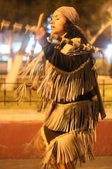 IMG_4659 (Charles J. Scanlon) Tags: dance dancers tribal guadalupe plazadearmas ciudadjuarez matachines ritualdance matachin zonacentro tricaldance
