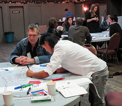 Arts and Culture Dialogue at the Wise Hall (Grandview-Woodland) Tags: workshop wisehall cityofvancouver grandviewwoodland artsandculture gwplan neighbourhoodplanningthroughdialogue