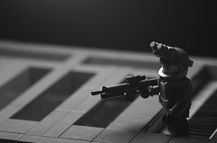 Hostage crisis (N-11 Ordo) Tags: bw white black modern photography lego photos shots military figure minifig figures crisis additional ordo hostage n11 brickarms n11ordo baspherical