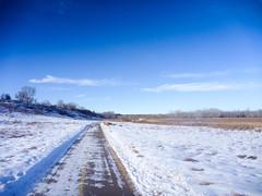 Fish Creek @ 2300km (djking) Tags: park canada calgary bike alberta pathway fishcreek 2300km