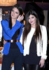 Kendall Jenner and Kylie Jenner appears at Kardashian Khaos inside The Mirage Hotel & Casino Las Vegas