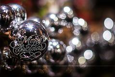Silver Orbs - Explore (Light Echoes) Tags: christmas holiday fall nikon december pennsylvania explore merrychristmas buckscounty 2012 myfavoritethings peddlersvillage d90