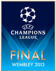 UEFA Champions League final 2013 logo, Final W...