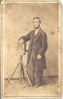 Photographer's Self - Portrait, Wm. Giles