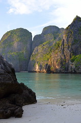 """The Beach"", Maya Bay (redglobe*) Tags:"