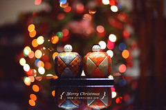 Merry Christmas!!! (Dodzki) Tags: christmas 50mm nikon bokeh d600 14g december2012