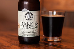 Dark & Handsome (Sharon Drummond) Tags: beer project bottle brewery 365 project365 darkhandsome boxsteam boxsteambrewery