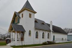 St Marks Church Target of Klan in 1967
