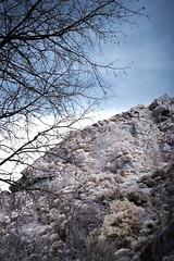 -  I I (G i a c o m o - M a c i s) Tags: clouds landscape ir rocks canoneos20d infrared desolation villacidro