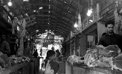 Butcher's lane (saurabh.gupta) Tags: film nikon market ss bangalore johnson d76 neopan 100 fm10