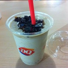 มูลาเต้ คาปูชิโน + เจลลี่ กาแฟ | Moolatte Cappuccino + Coffee Jelly @ Dairy Queen | แดรี่ควีน บิ๊กซีเชียงใหม่