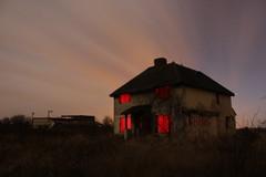 (you_only_live_twice) Tags: lighting longexposure night painting long warwickshire