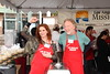 Los Angeles Mission Christmas Eve For The Homeless Featuring: Melissa Gilbert, Timothy Busfield Where: Los Angeles, California, United States When: 23 Dec 2012 Travis Wade/WENN.com