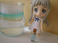 +20 mana! (Les Kawaiis!) Tags: anime cute smile japanese doll good manga company kawaii figure collectable meiko menma nendoroid anohana