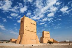 Barzan tower - قلعة برزان (arfromqatar) Tags: nikon doha qatar قطر الدوحة عبدالرحمنالخليفي arfromqatar qatar2022fifaworldcup abdulrahmanalkhulaifi
