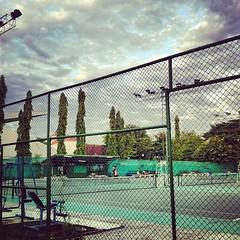 ตีเทนนิสกันป่าวววว