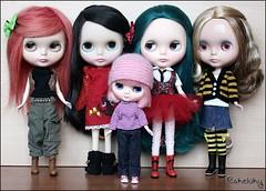 My 2012 girls ^__^
