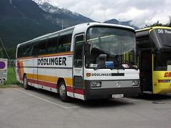 P9110081 Dödlinger Touristik GmbH, Fieberbrunn  KB 2ZBX (Skillsbus) Tags: mercedes austria coaches history dödlinger buses o303