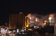 Happy New Year 2013, Las Vegas