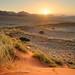 Sunrise, NamibRand