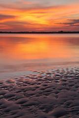 Amelia Island Sunset (Jeremy Duguid) Tags: county new eve sunset beach night island evening coast big december little florida cloudy dusk year north first jacksonville years amelia nassau 31 duval fernandina talbot 2012
