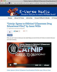 E-Verse Radio - Catnip: Egress to Oblivion?