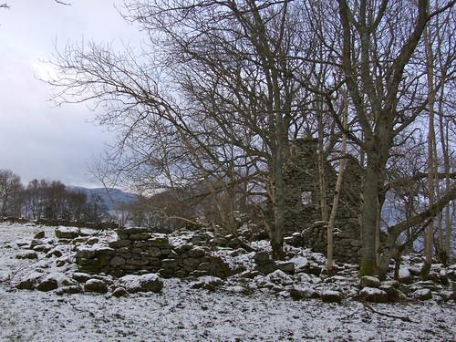 Ruins of Lawers Village