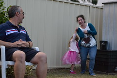 Me, Phoebe and Candice (dorofofoto) Tags: home me fun backyard doug daughter boxingday niece phoebe candice 2012 views75