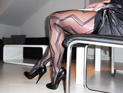 R0012904 (nylongrrl) Tags: 6 black stockings shiny highheels arch shine legs lace style tights skirt blouse glossy fancy upskirt heels gloss heel satin stiletto ph ankle pantyhose dangle nylon nylons patterned garment collant 6inch satindeluxe orublu archsatin