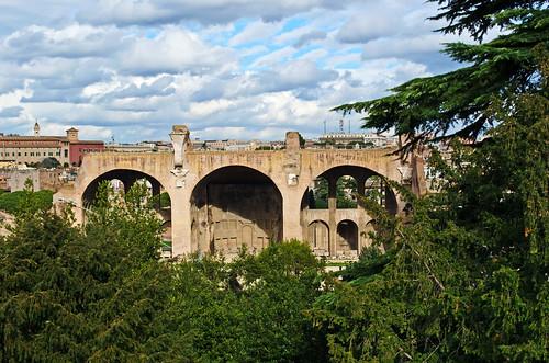 Thumbnail from Basilica of Maxentius
